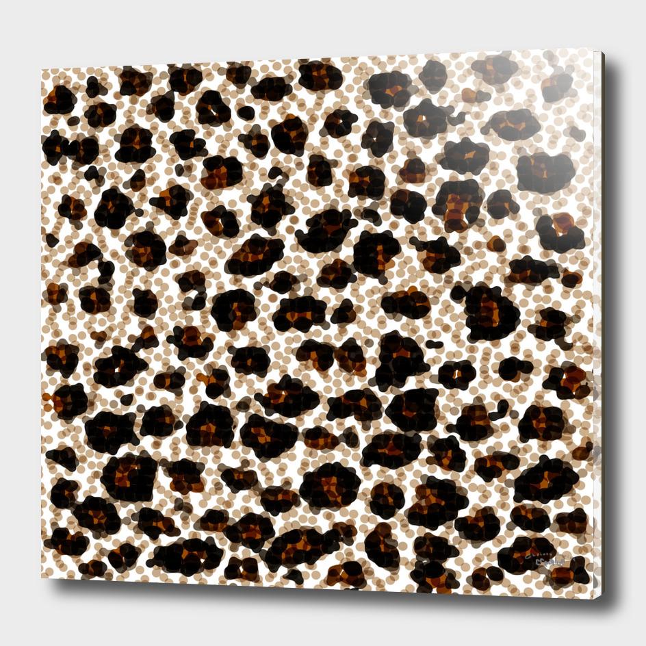 Double leopard spots