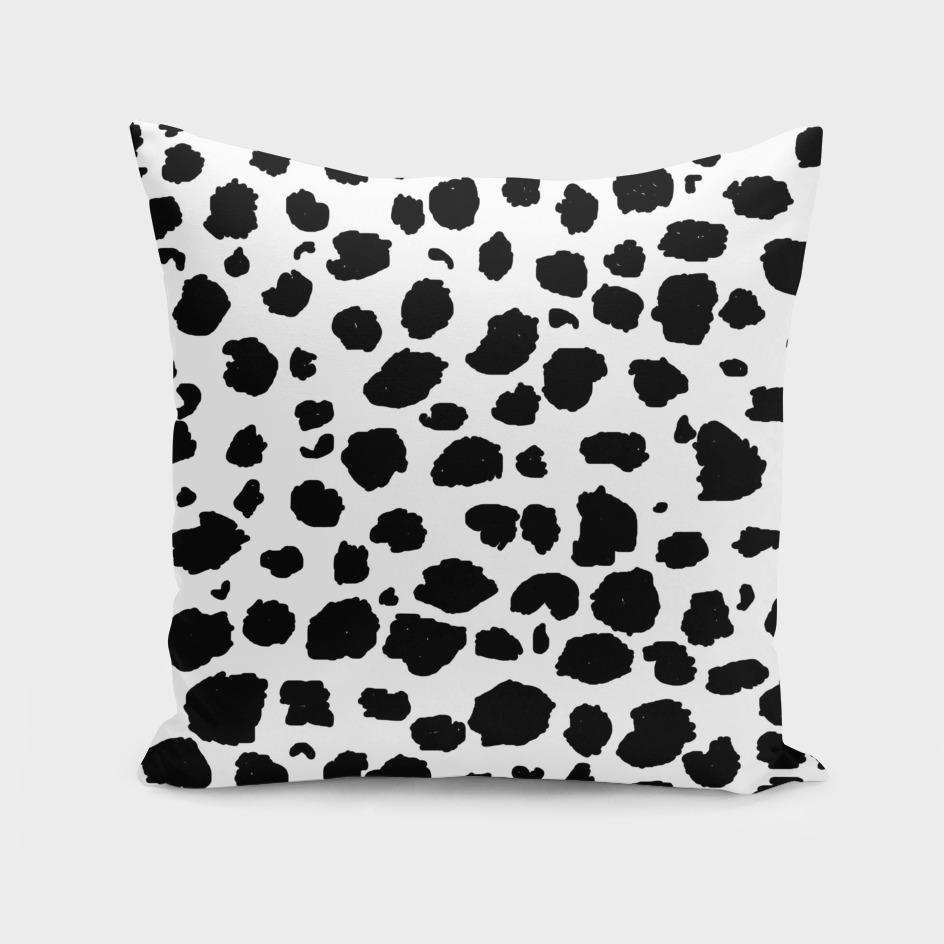 Basic Black and White leopard 2
