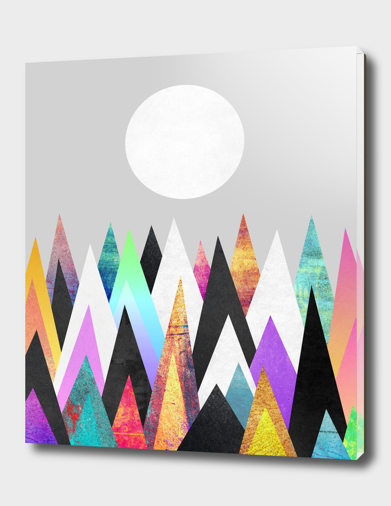 Colorful Peaks 2
