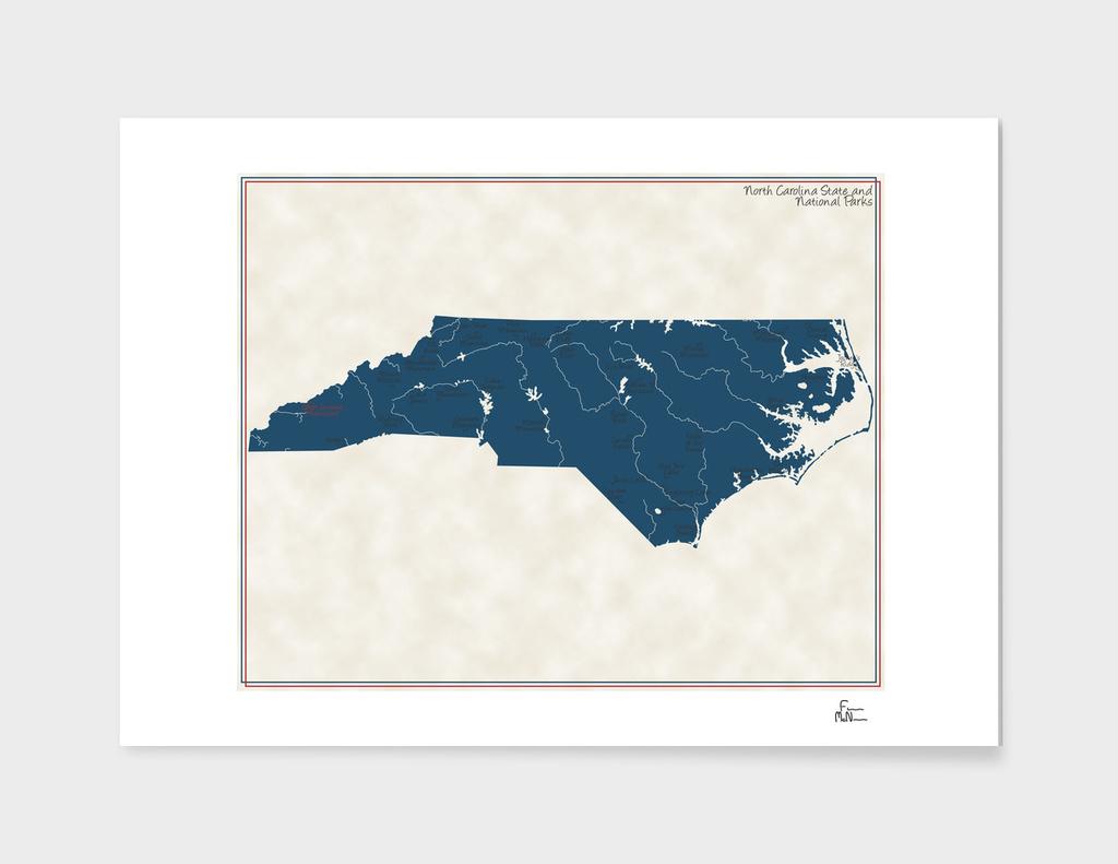 North Carolina Parks - v2