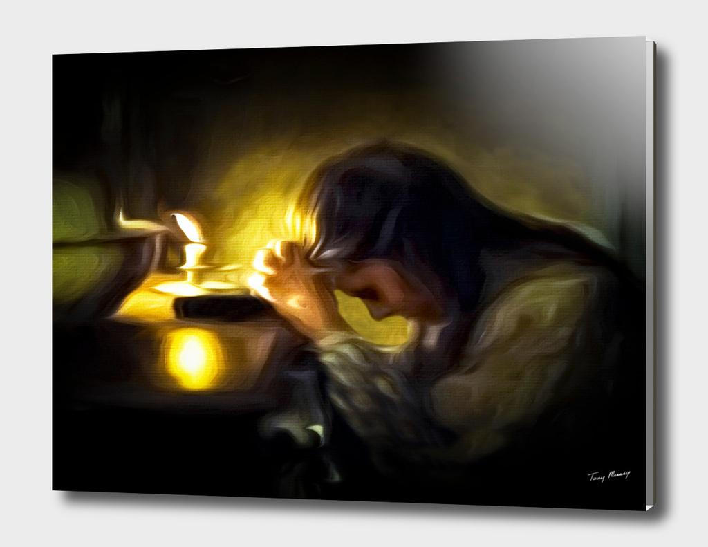 Prayers at bedtime