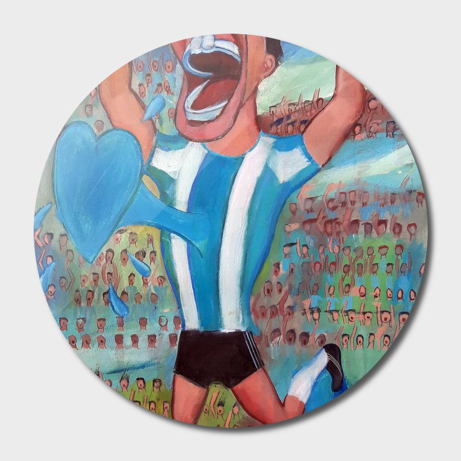 Gol de Argentina!