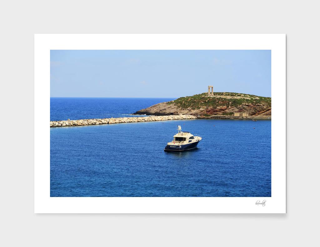 Portara,Naxos,Greece
