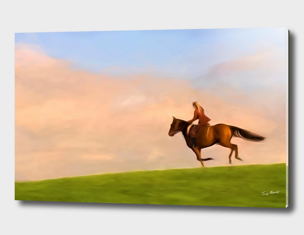 Run like the wind