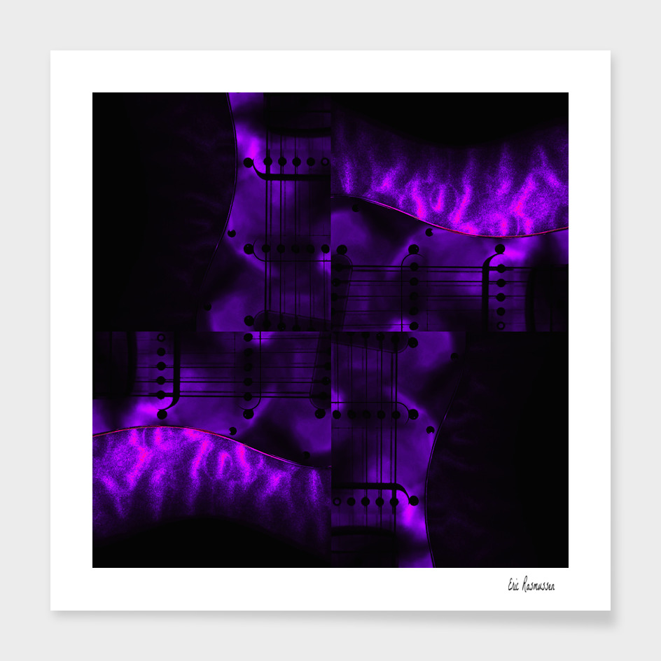 Night Spin Purple