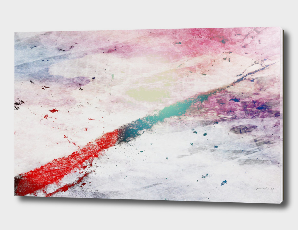 Crystal ART - Digital Abstract ART