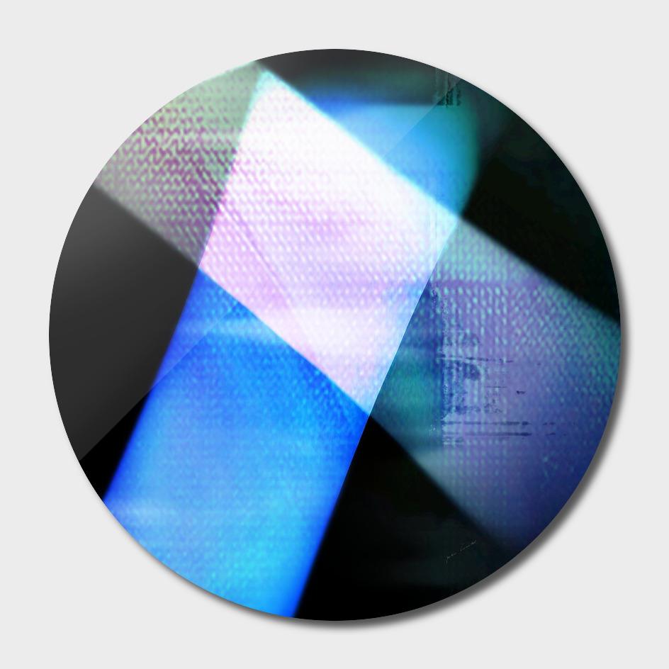 Blue Light Digital ART