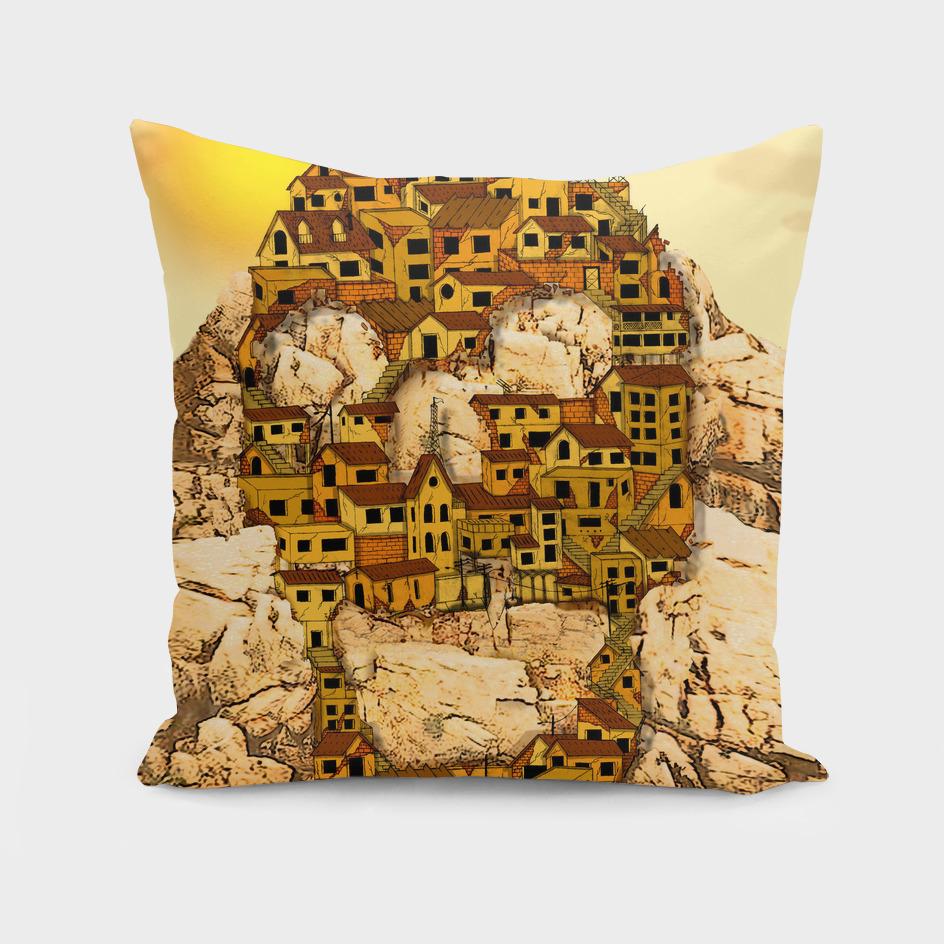 Favela Caveira - Shantytown Skull