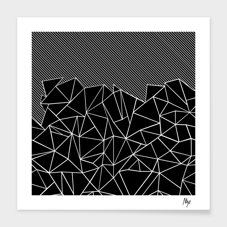 Ab Lines 45 Black