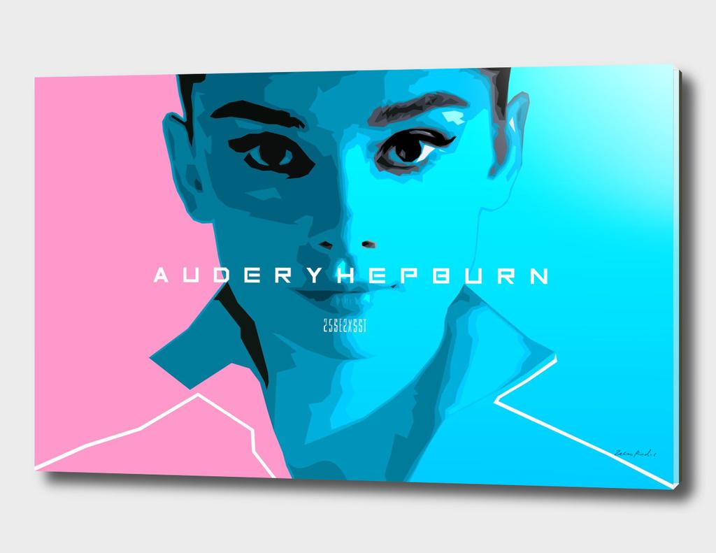 Audrey Hepburn MC