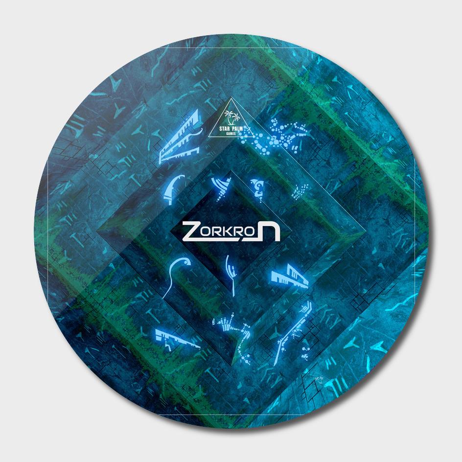 Zorkron Glyphs