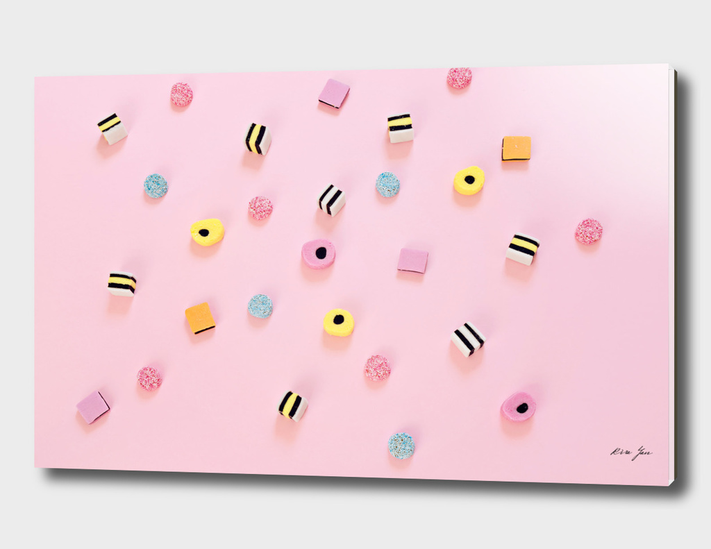 Pink Party Sweets