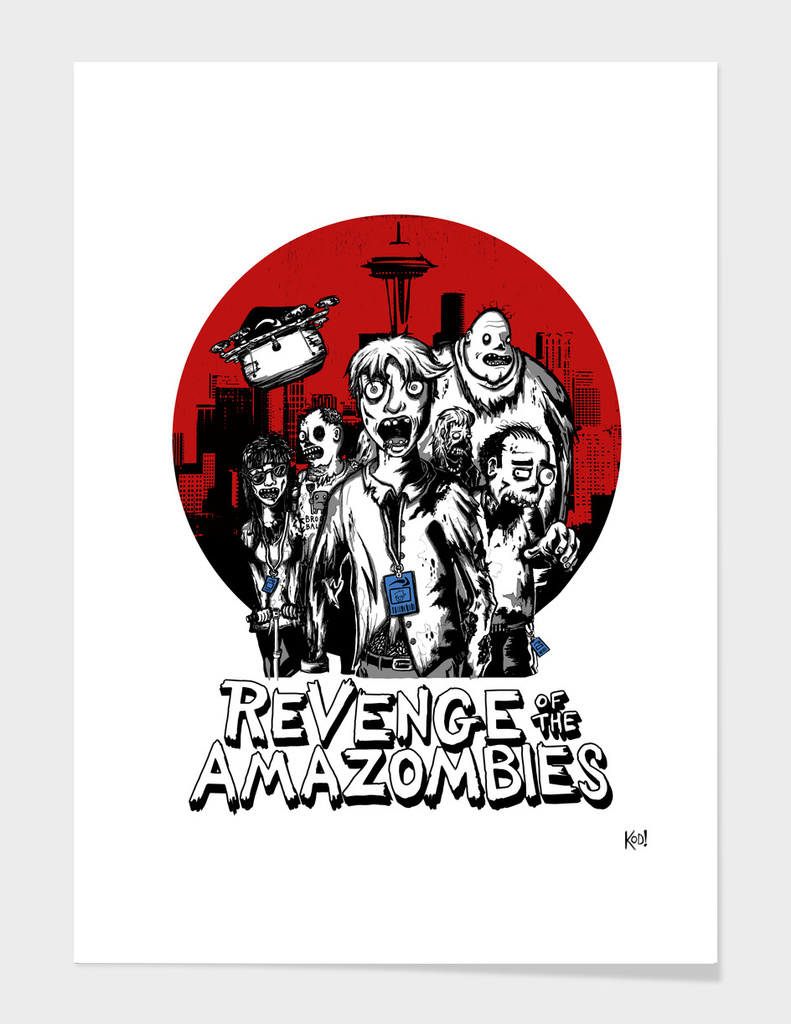 Revenge of the Amazombies!!!
