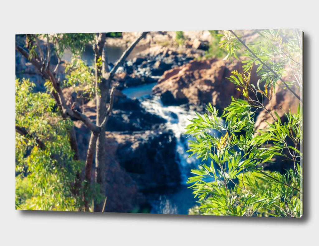 Dreamlike Australian Landscape