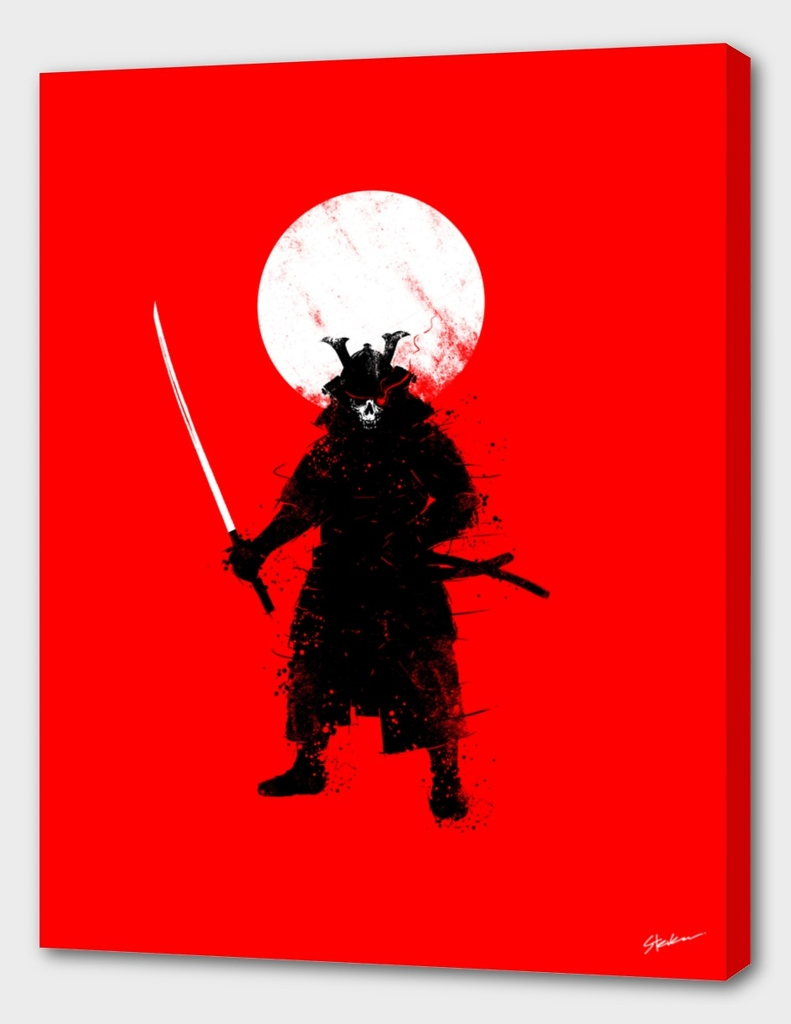 Ghost Samurai