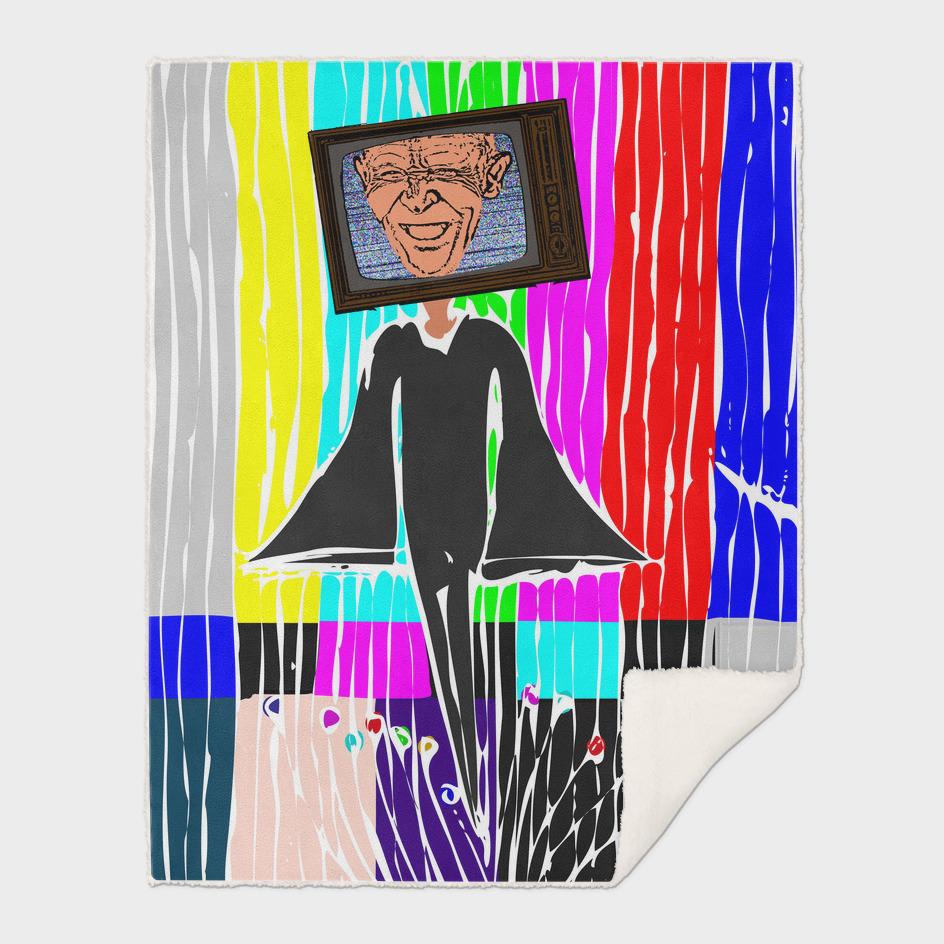 Old Tv Deity