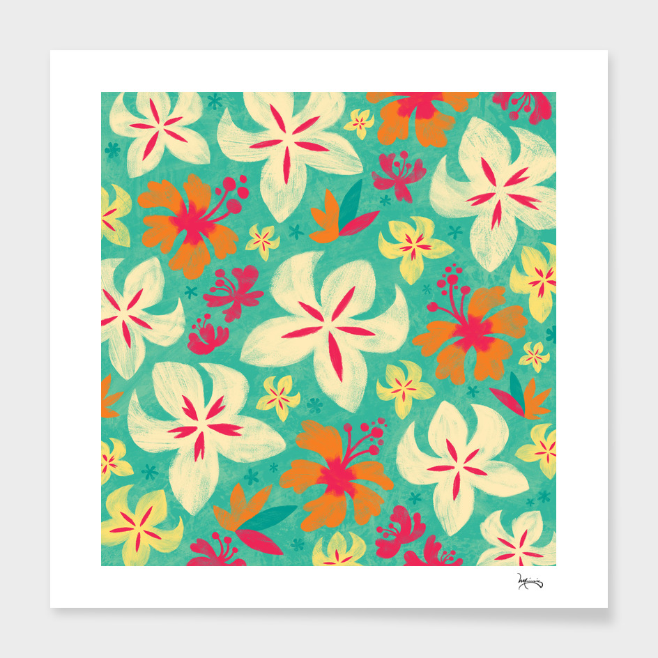 Tropicana Floral