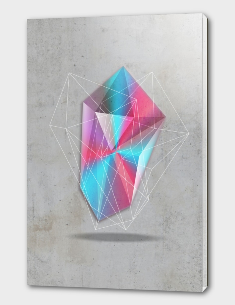 Iridescent Gem #1