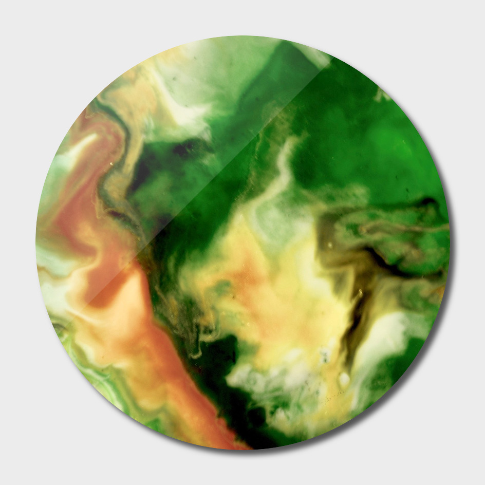 Earth Growing III