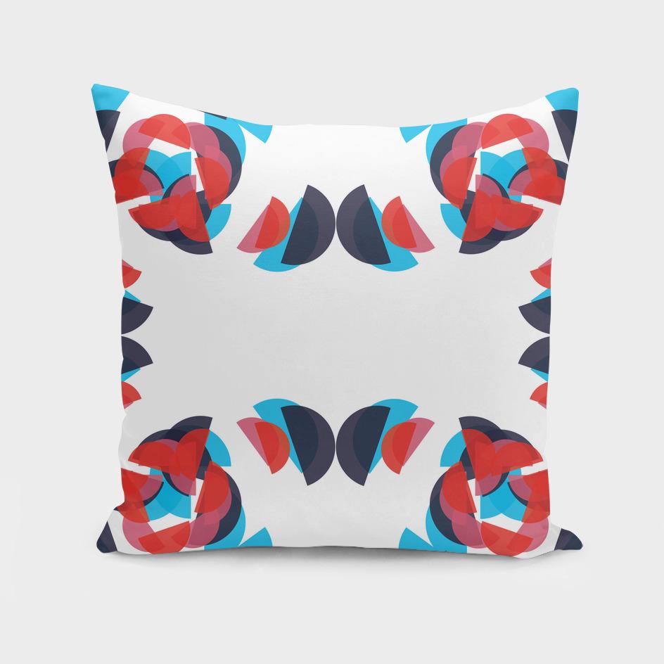 Graphic Kaleidoscope Design 8