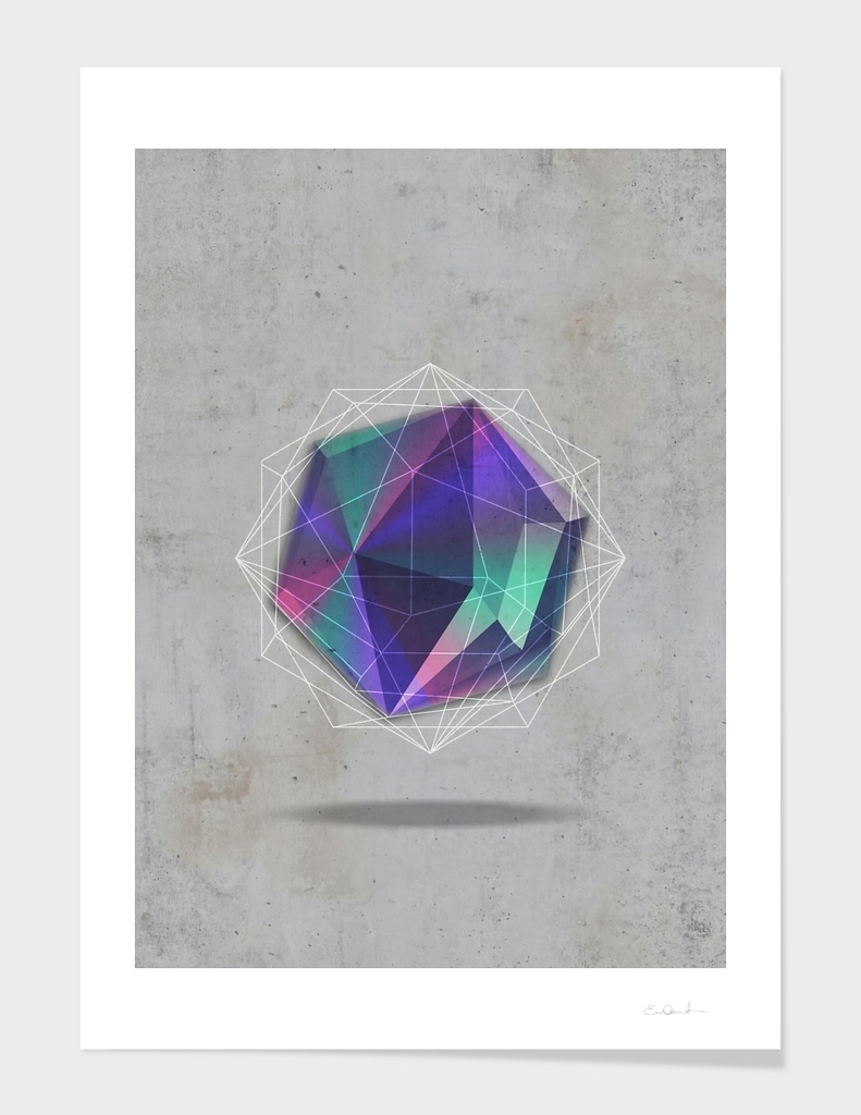 Iridescent Gem #3