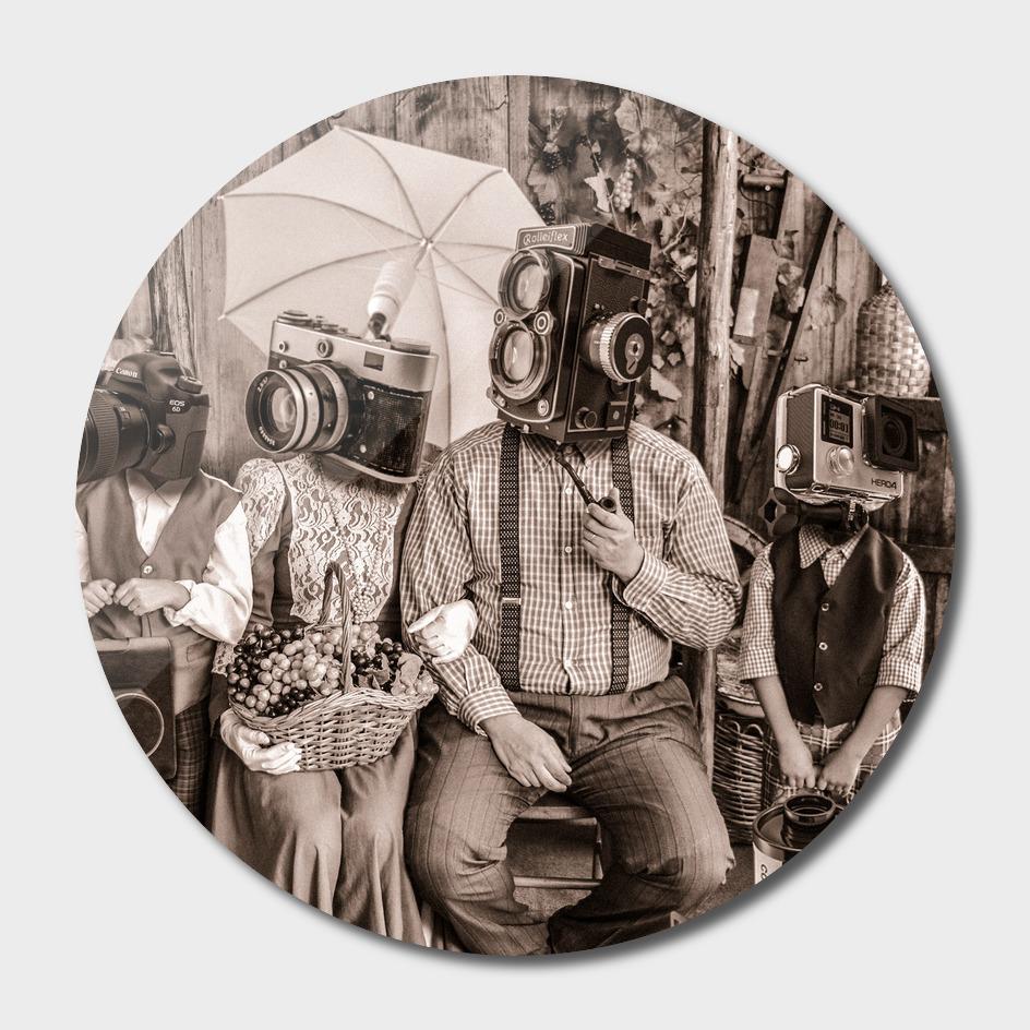 A Family of Cameras