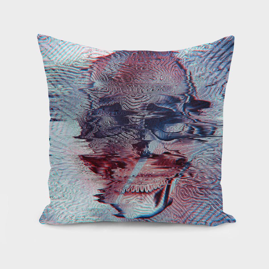 Glitch - III - Glitchy Skull