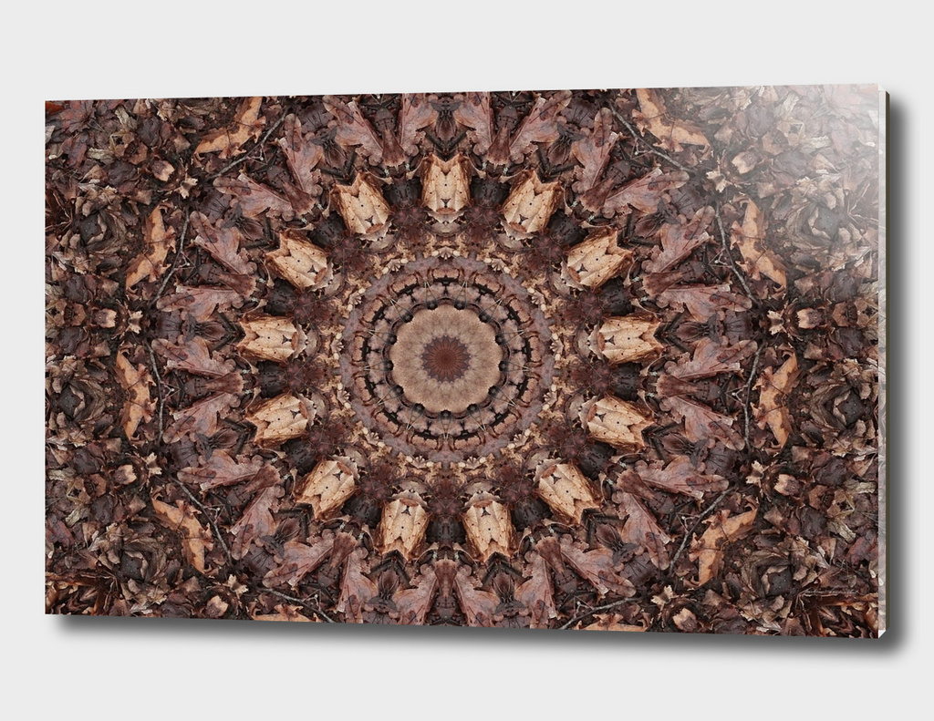Kaleidoscope ART Design Autumn