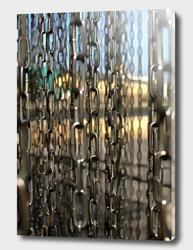 Chain rain