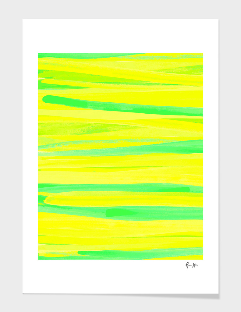 Strokes- Yellow