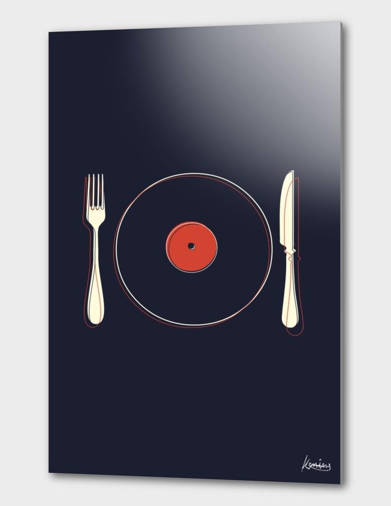 Disco food