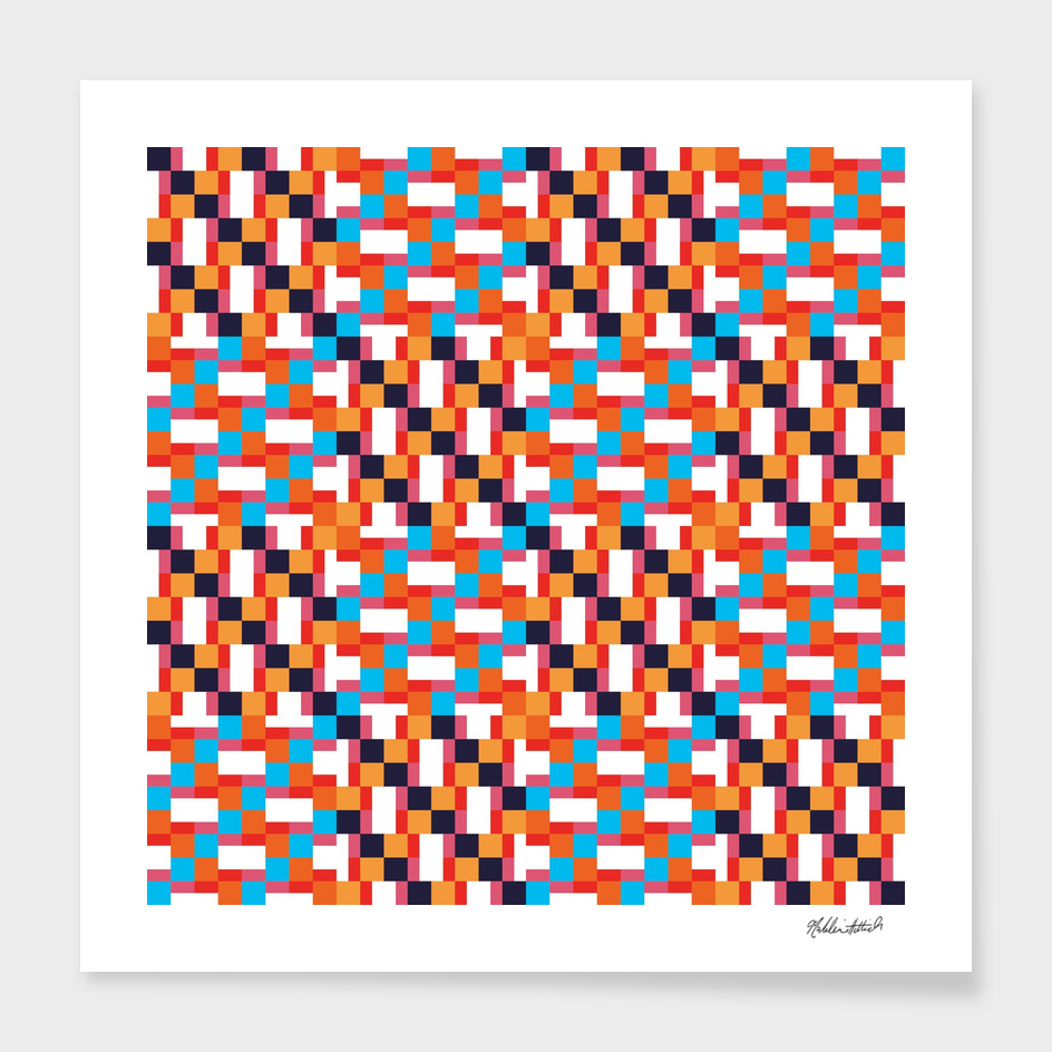 Graphic Pattern Design 1