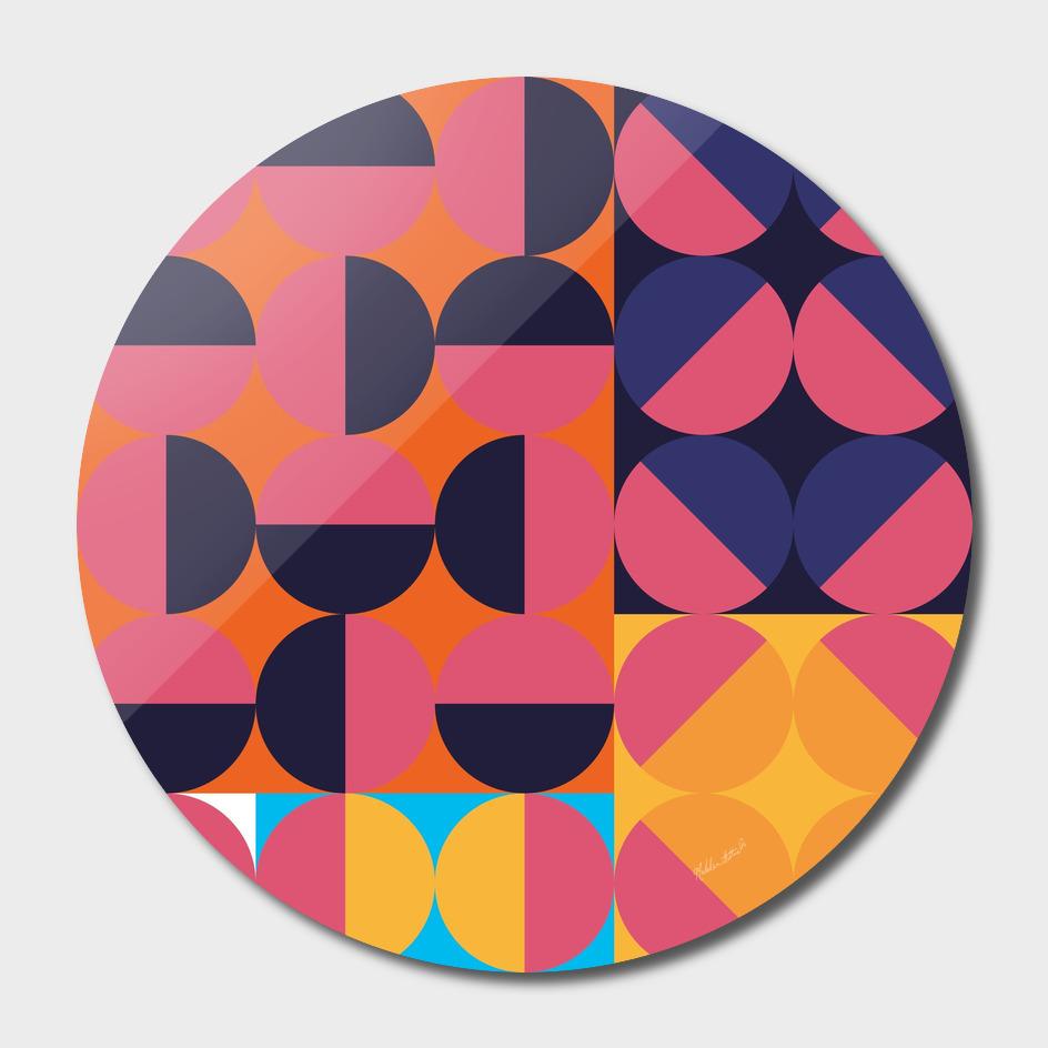 Graphic Kaleidoscope Design 13
