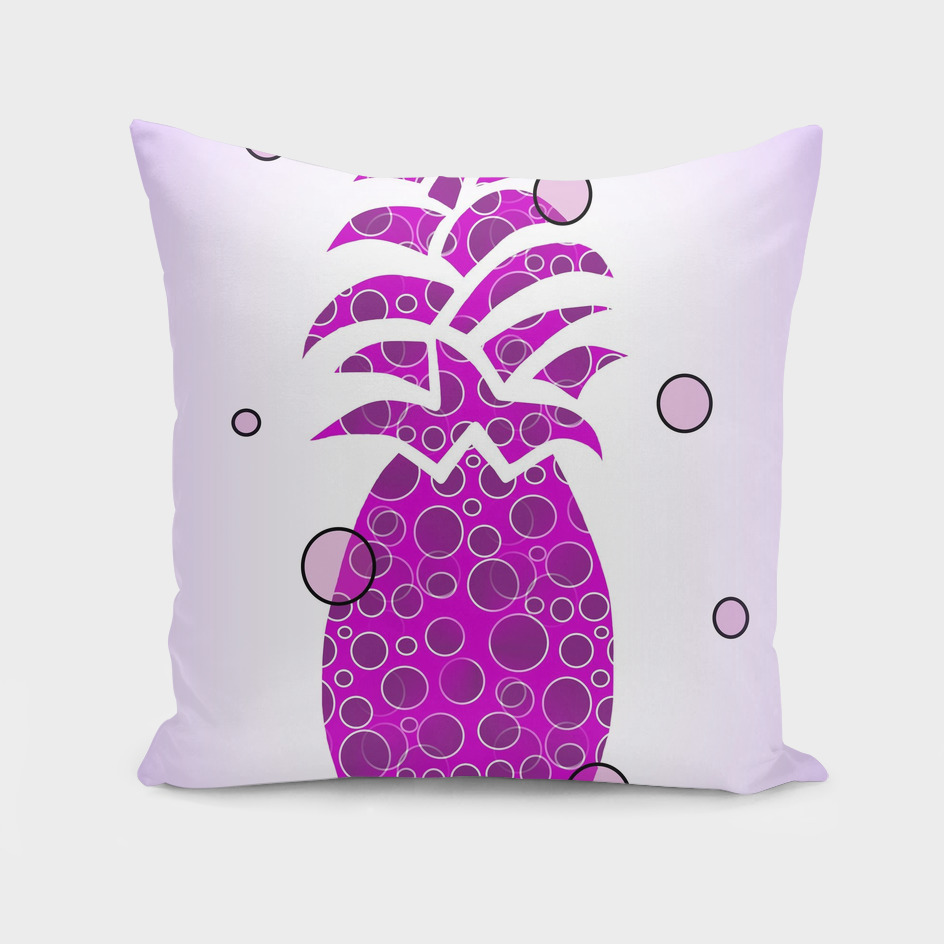 Pineapple In Purple