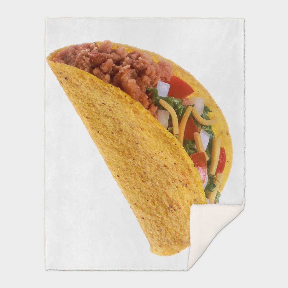 Hard Shell Taco Photograph