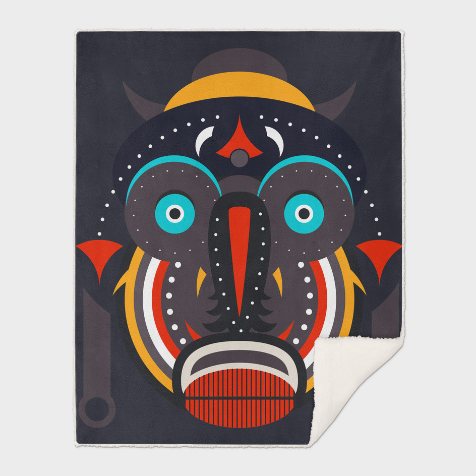 Ethnic African Tribal Art