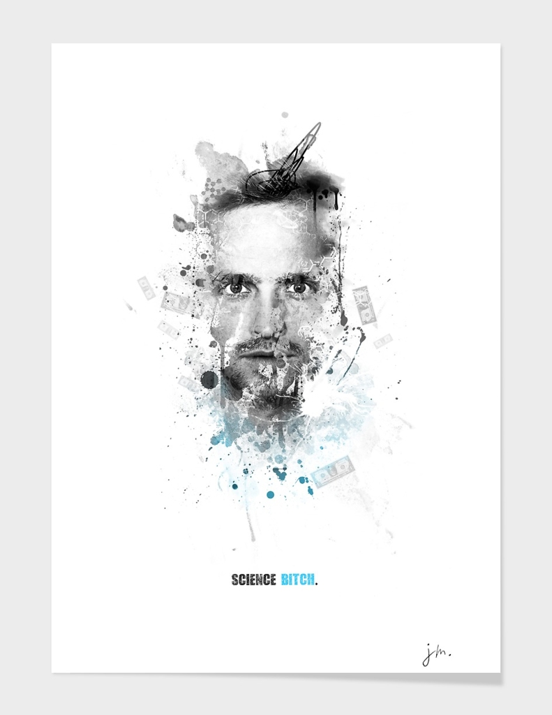 Shadow collection : Jesse Pinkman