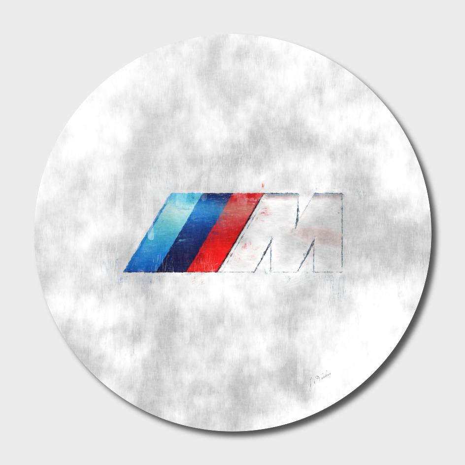 BMW M-POWER sketch