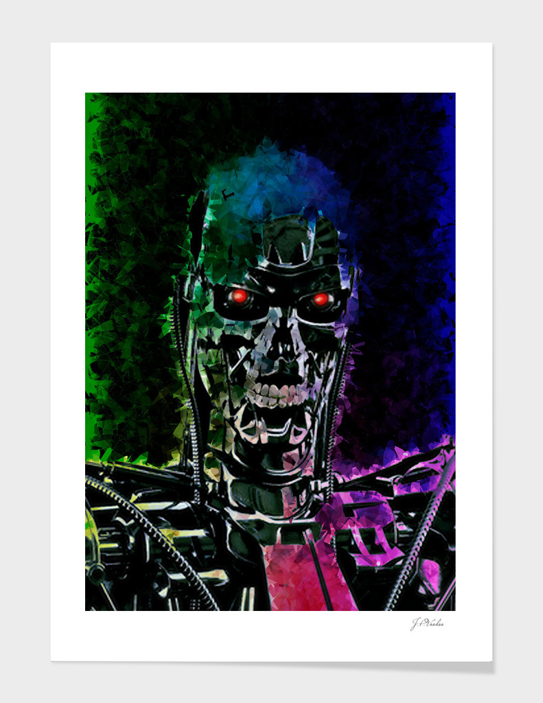 Terminator illustration