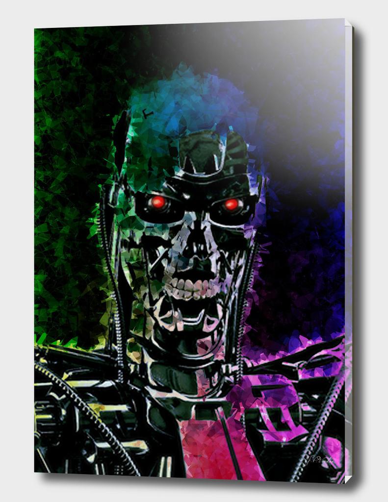 Terminator illustration