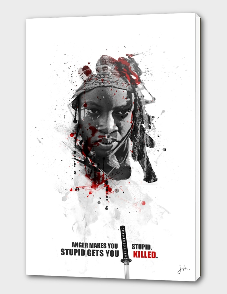 Shadow collection : Michonne