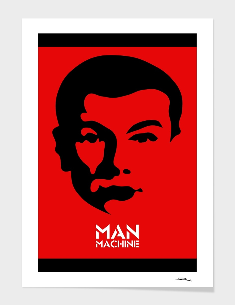 MAN MACHINE