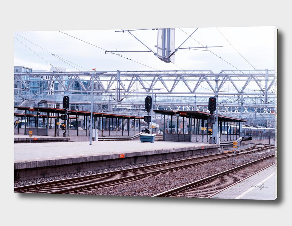 Oslo train station