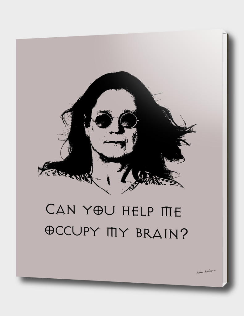 Can you help me occupy my brain?