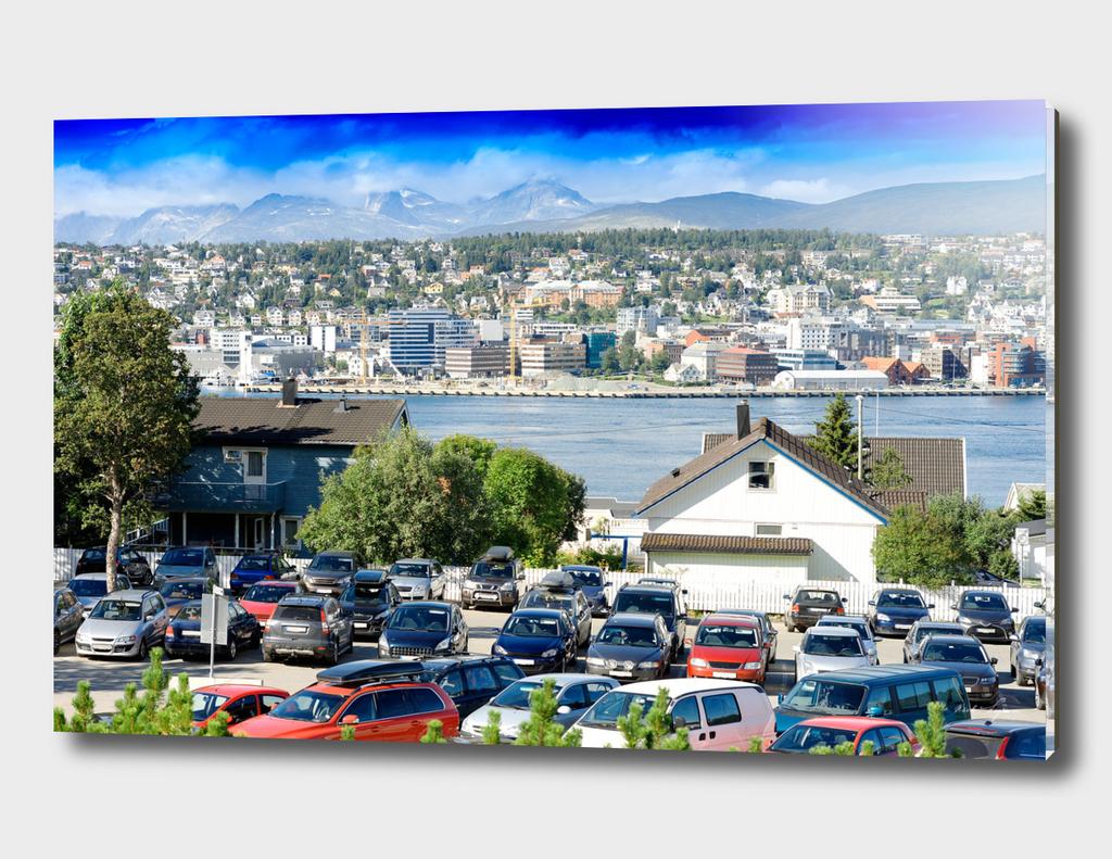 Norway car parking