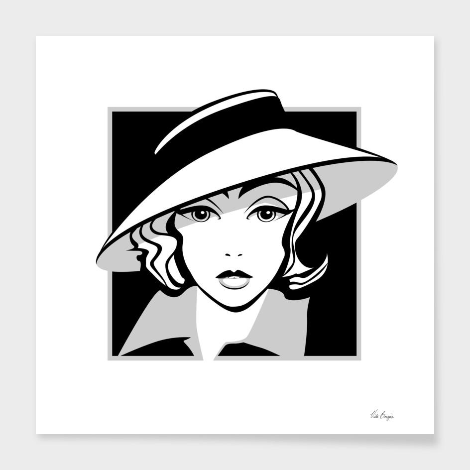 Lady Of Noir