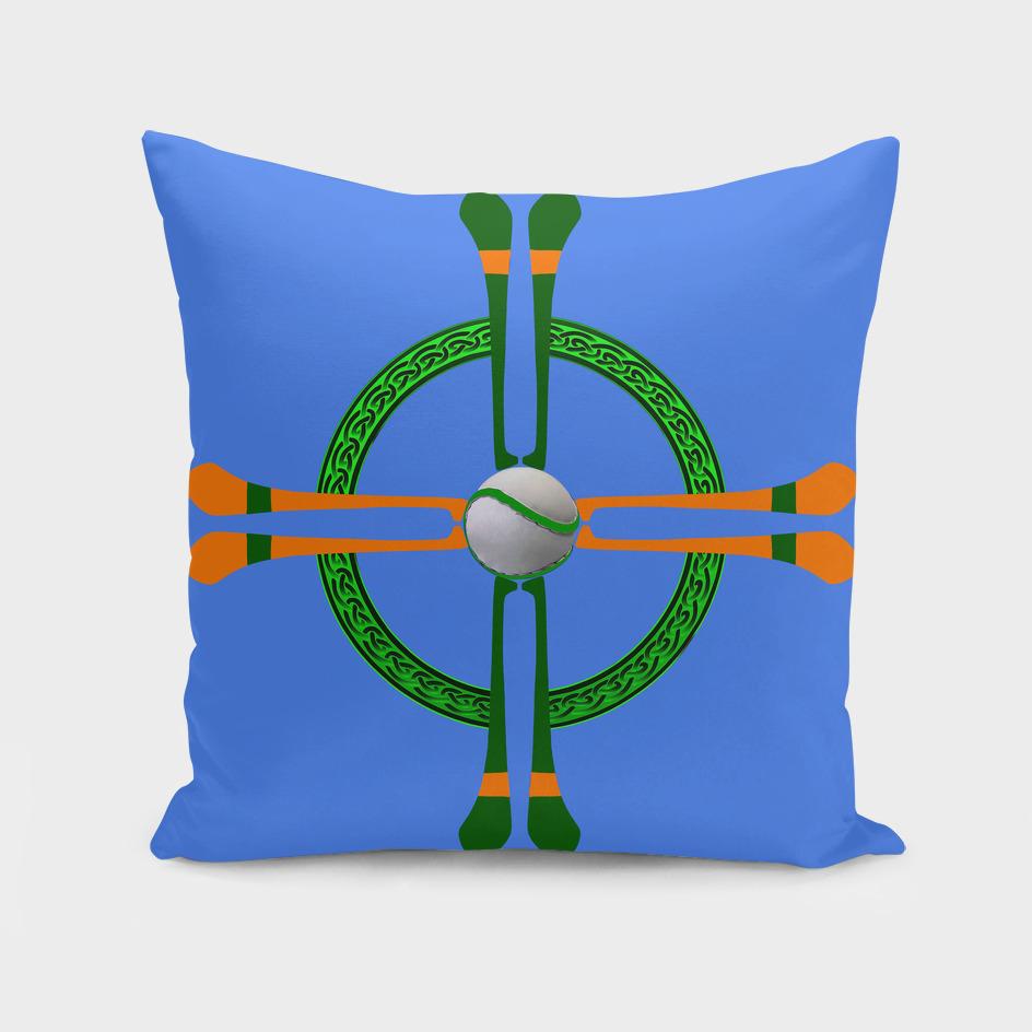 Hurley and Ball Celtic Cross Design