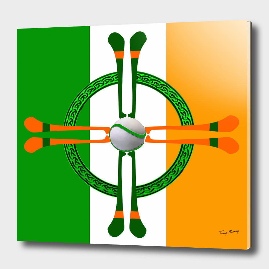 Hurley and Ball Celtic Cross Design 2