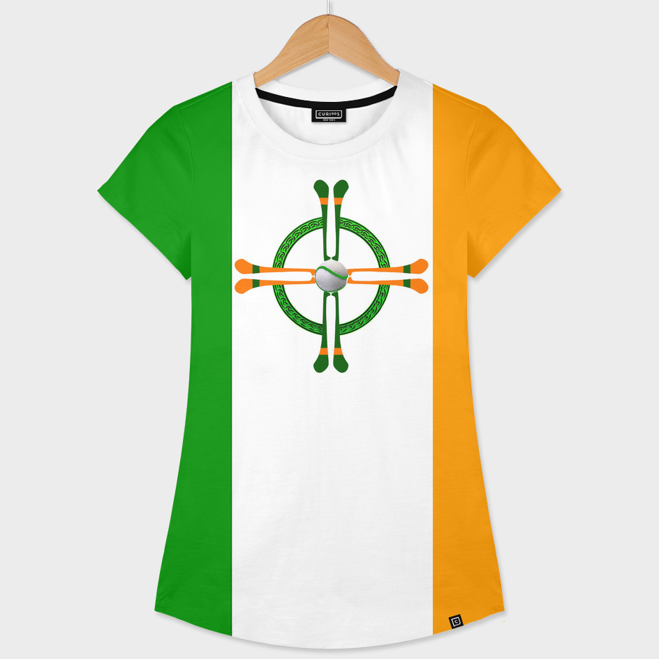 Hurley and Ball Celtic Cross Design 2
