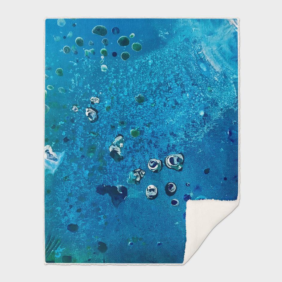 Deep Sea Creatures Dream of Blue